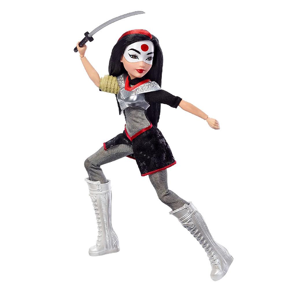 Muñeca de Katana Super Hero Girls