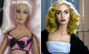 Muñeca de Lady Gaga