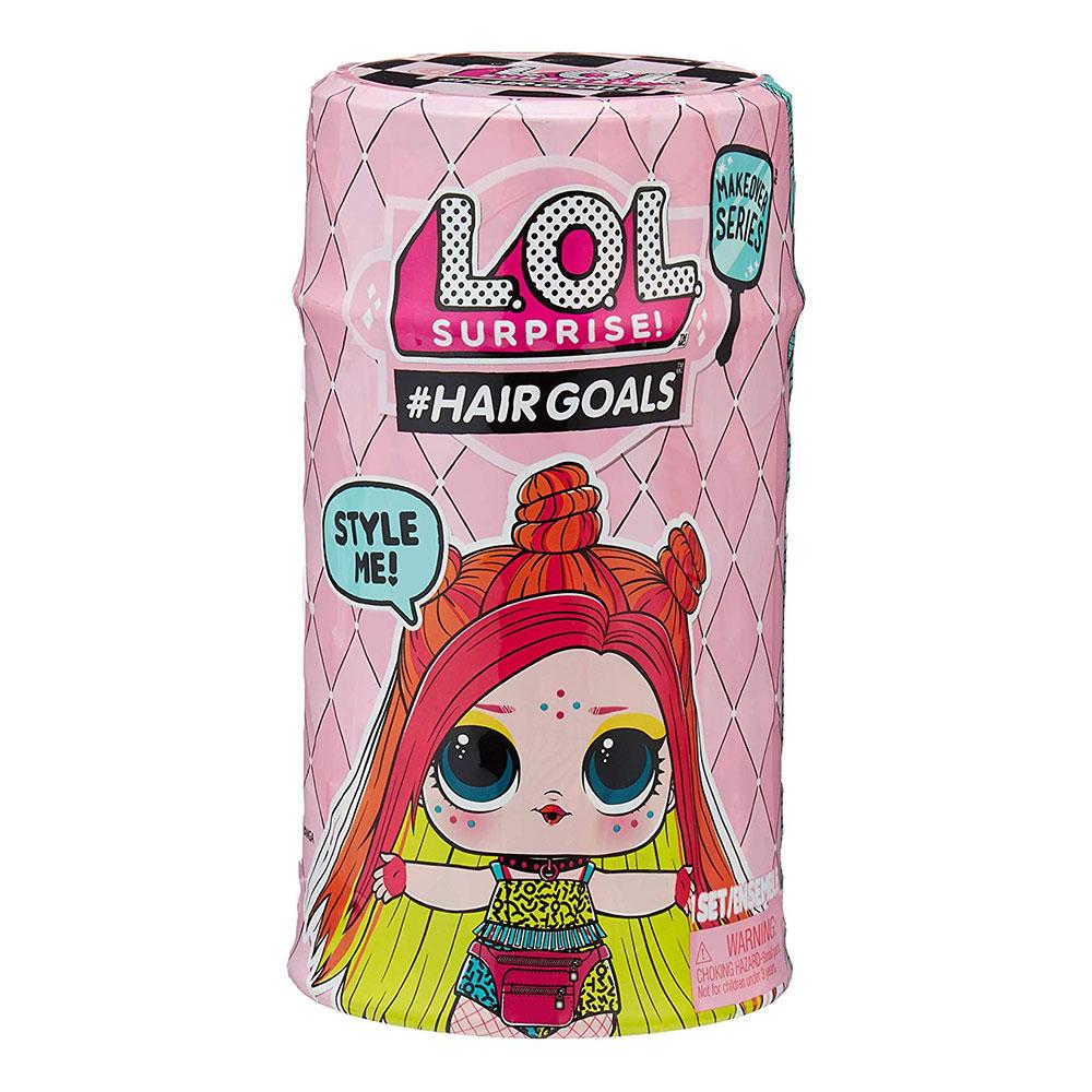 Muñeca L.O.L. Surprise Hair Goals