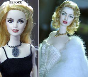 Muñeca de Madonna