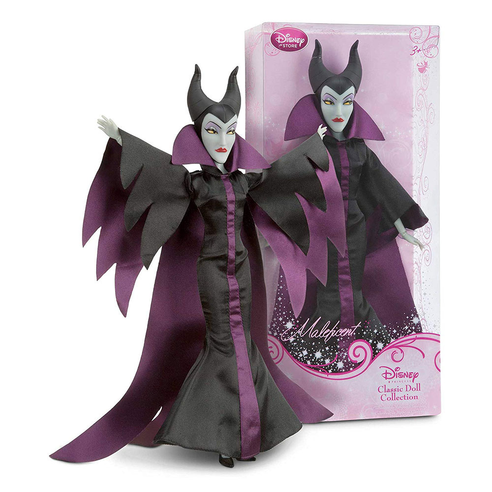 Muñeca de Maleficent Disney Classic Doll Collection