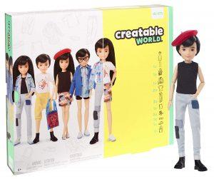 Muñeca Mattel Transgénero 073