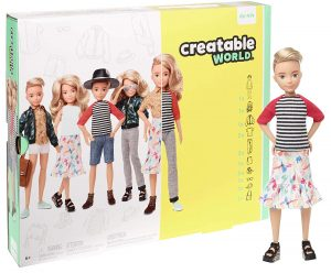 Muñeca Mattel Transgénero 414