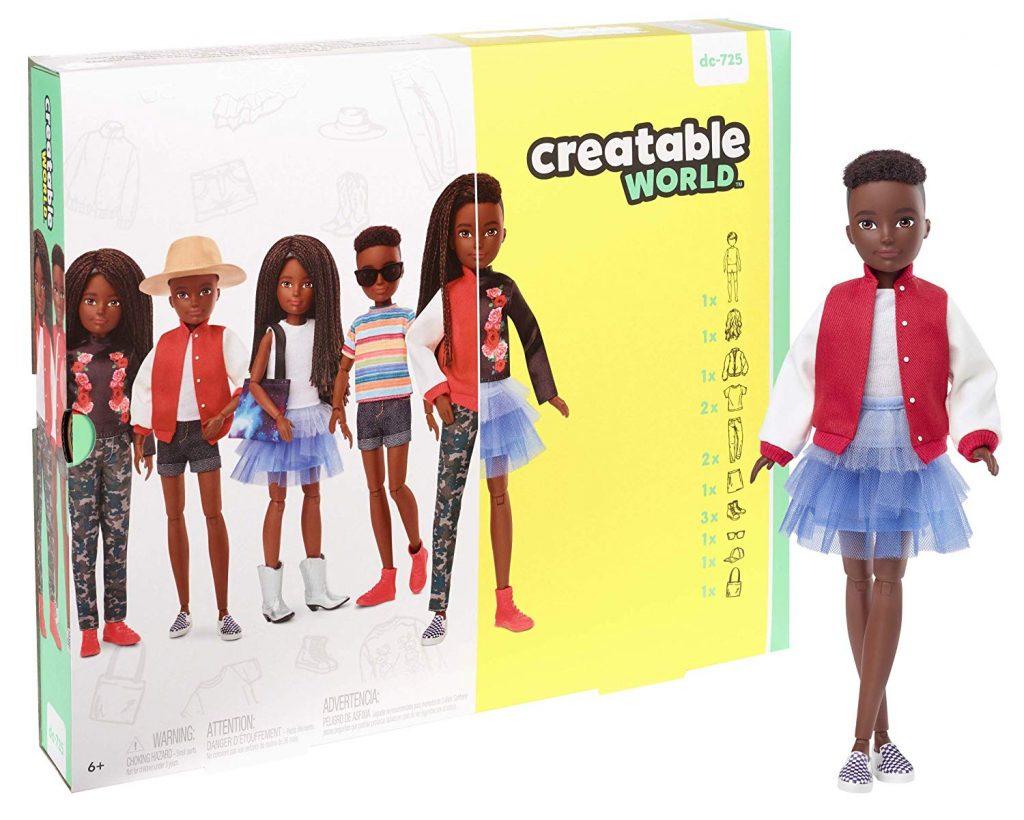 Muñeca Mattel Transgénero 725