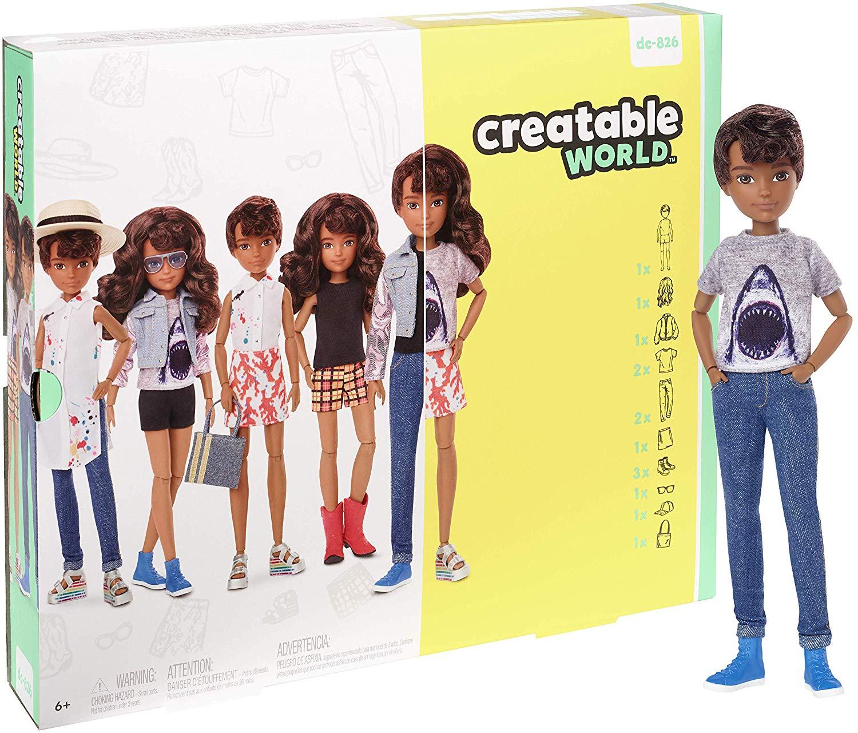 Muñeca Mattel Transgénero 826
