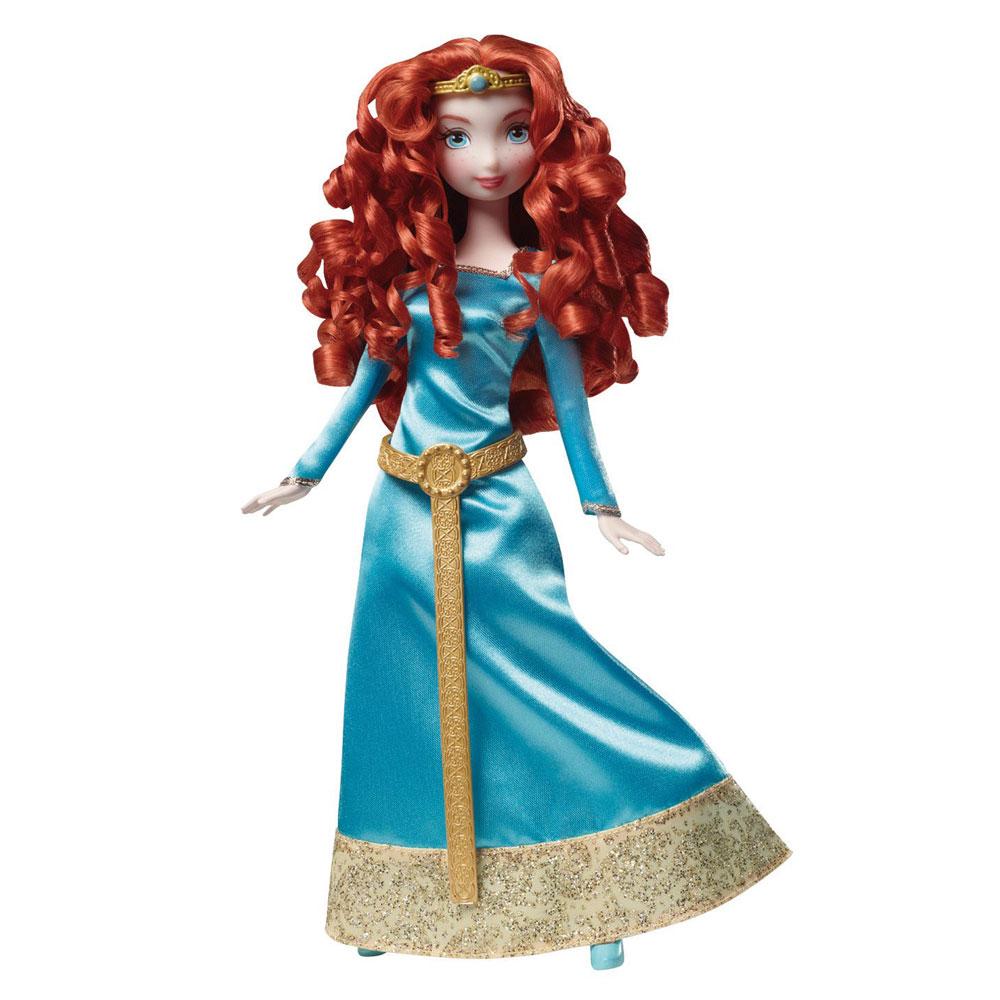 Muñeca de Mérida Mattel