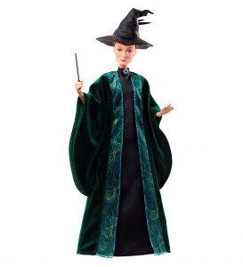 Muñeca de Minerva McGonagall - Harry Potter