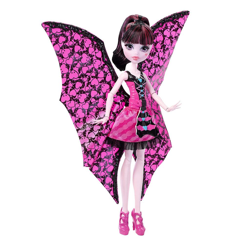 Muñeca de Draculaura Ghoul to Bat Transformation - Monster High