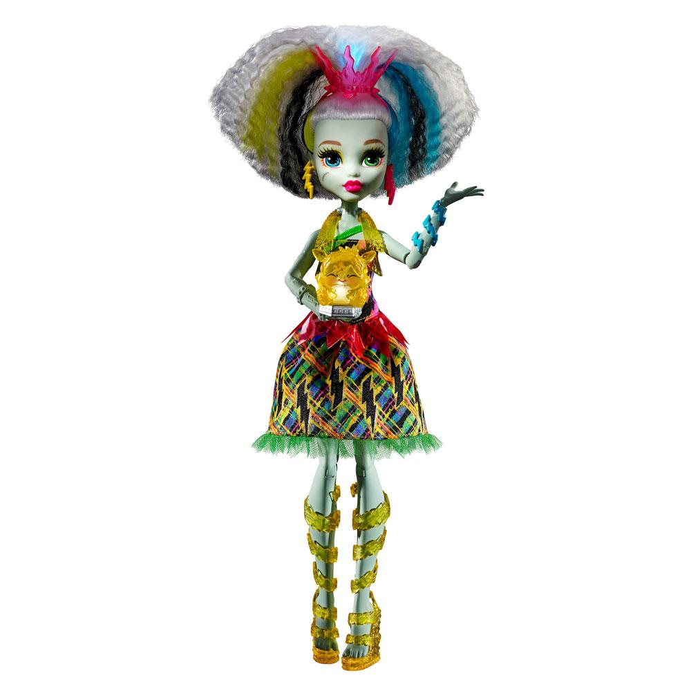 Muñeca de Frankie Stein Electrified - Monster High