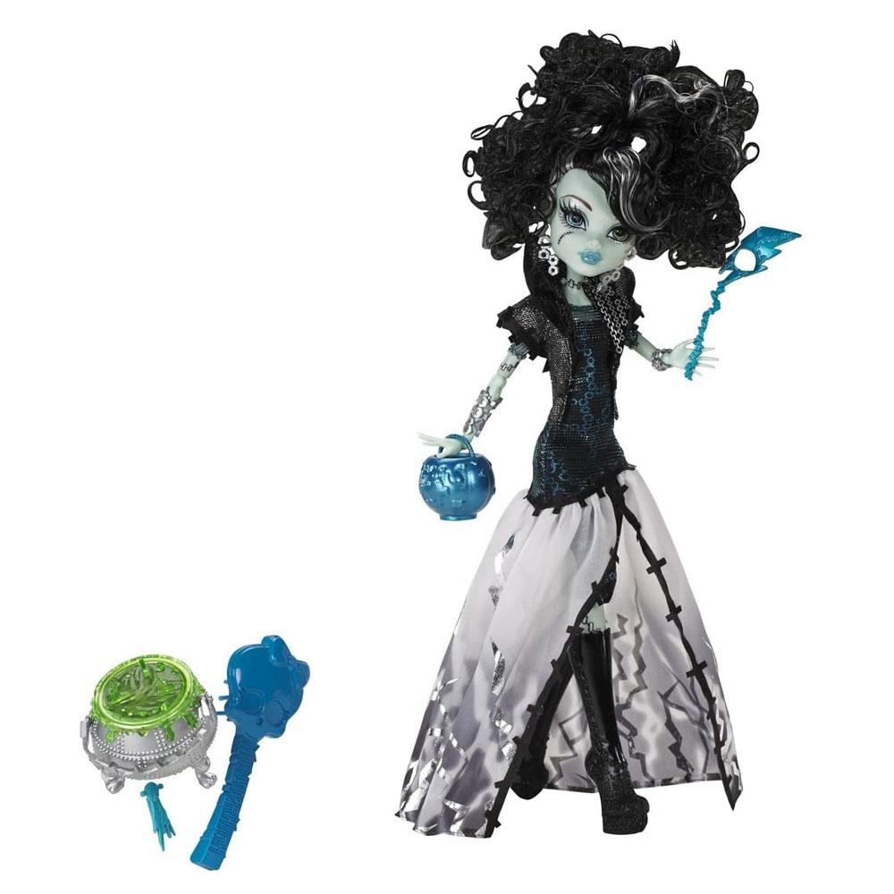 Muñeca de Frankie Stein Ghouls Rule - Monster High