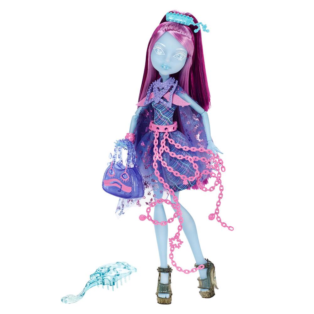 Muñeca de Kiyomi Haunterly - Monster High