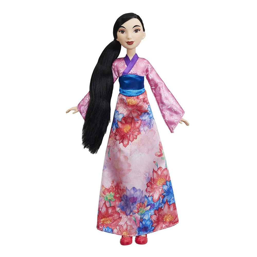 Muñeca de Mulan Brillo Real Disney