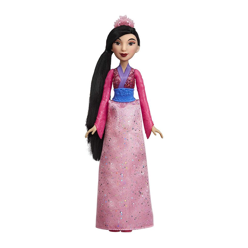 Muñeca de Mulan Brillo Real