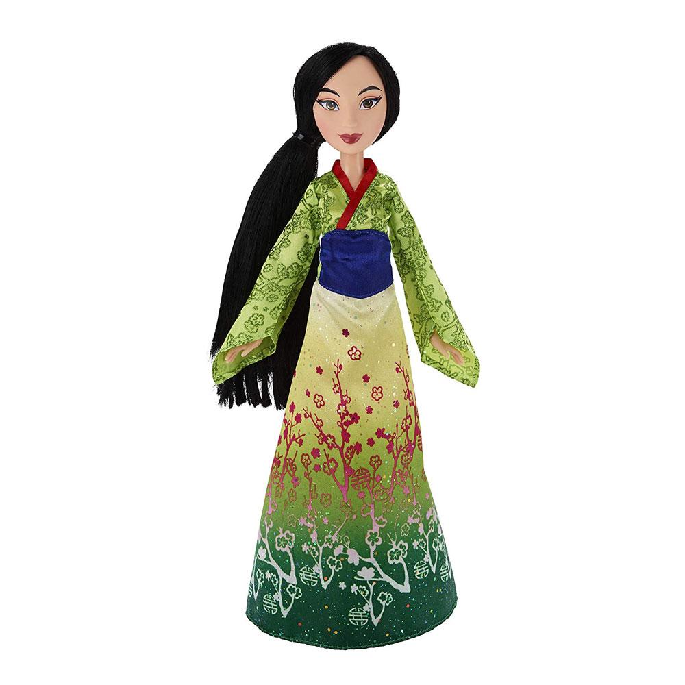 Muñeca de Mulan Princesa Disney