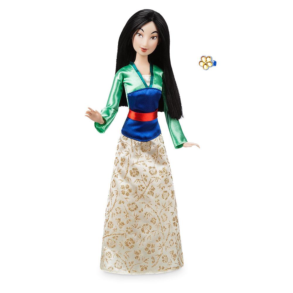 Muñeca Princesa Disney - Mulan