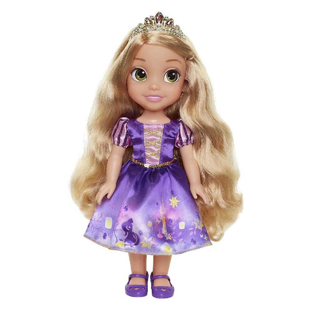 Muñeca de Rapunzel niña de Jakks Pacific