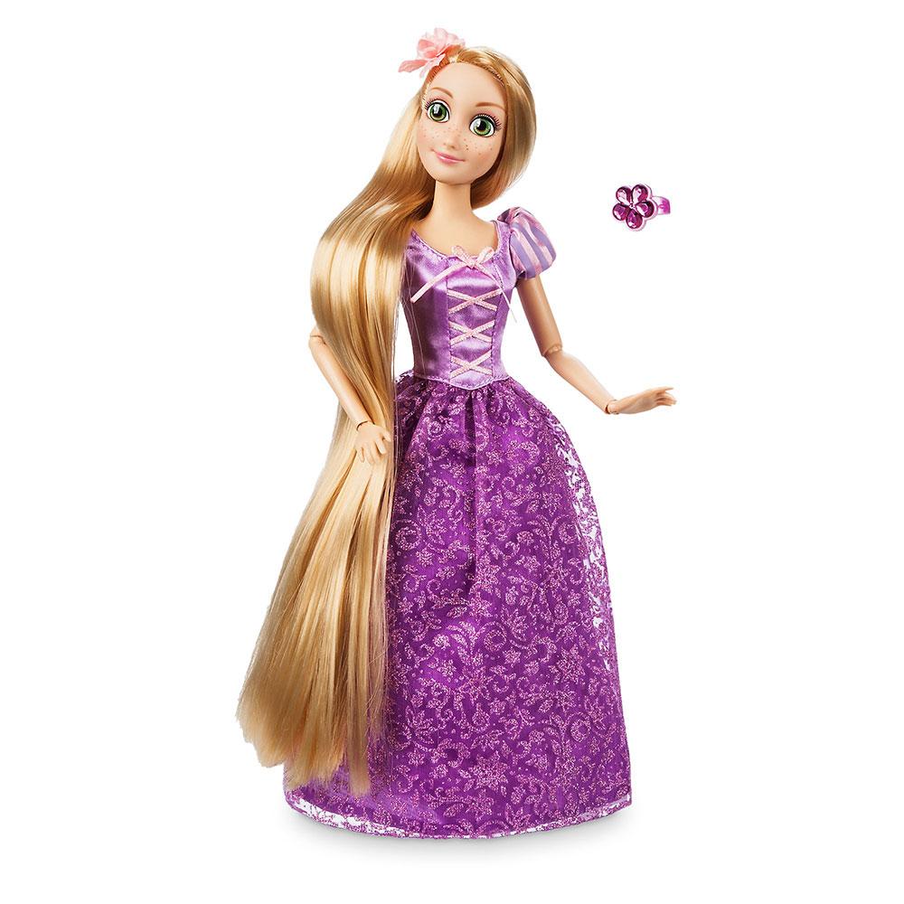 Muñeca Princesa Disney - Rapunzel