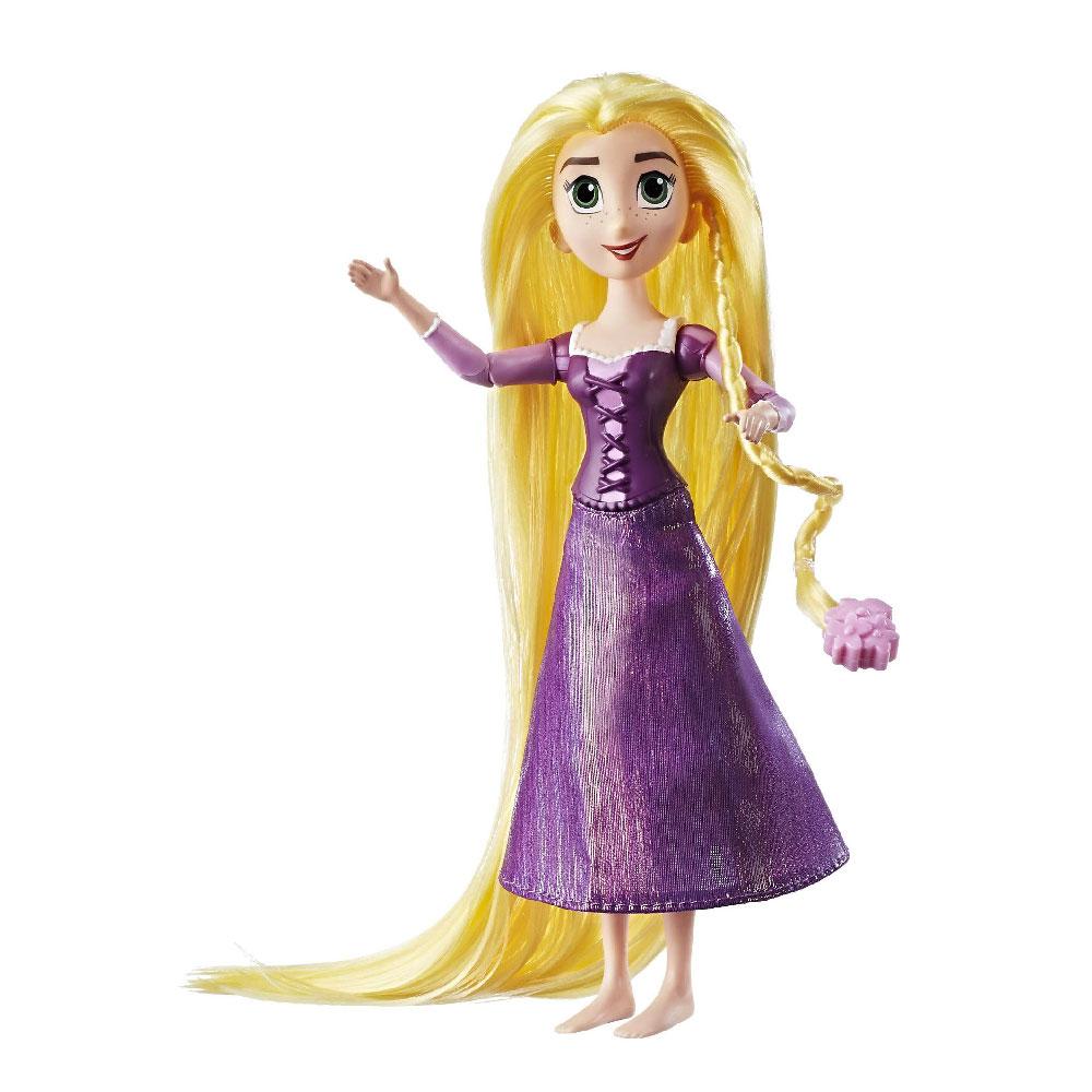 Muñeca de Rapunzel de la serie Enredados