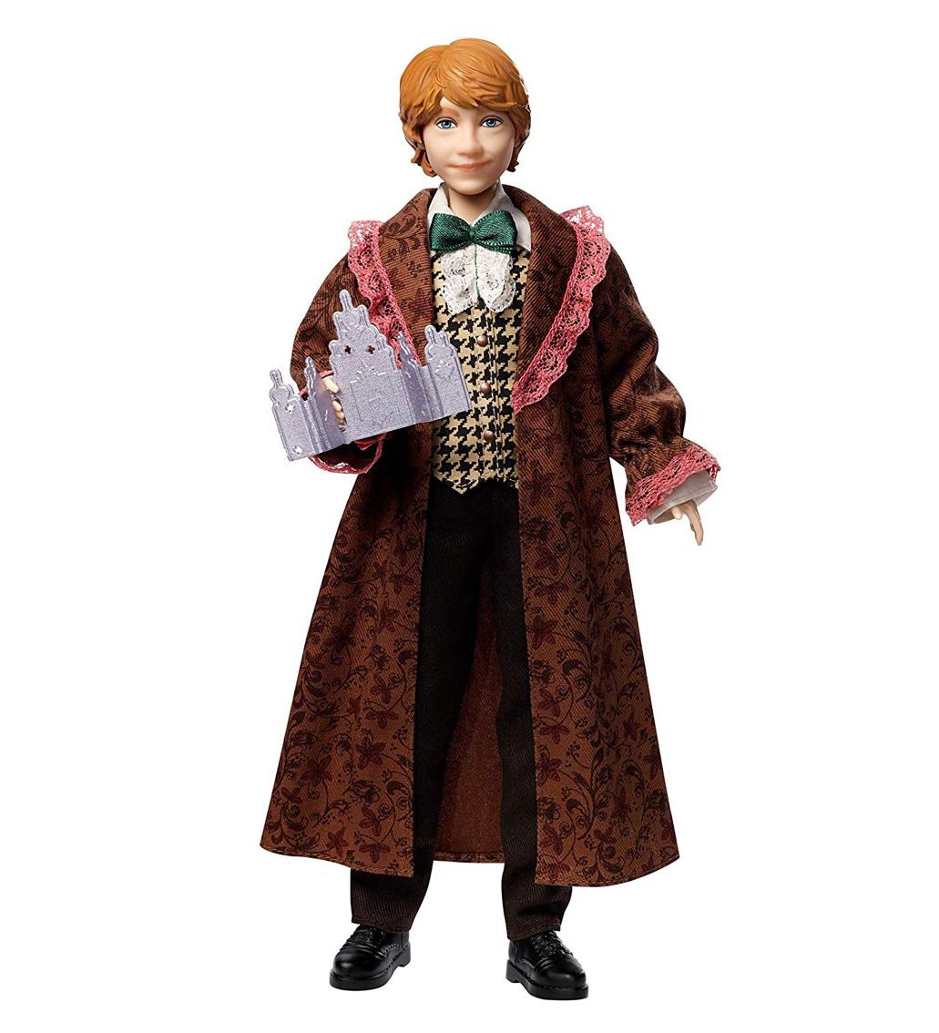 Muñeca de Ron Weasley Yule Ball - Harry Potter