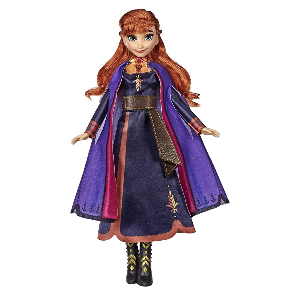 Muñeca Singing Anna de Frozen 2