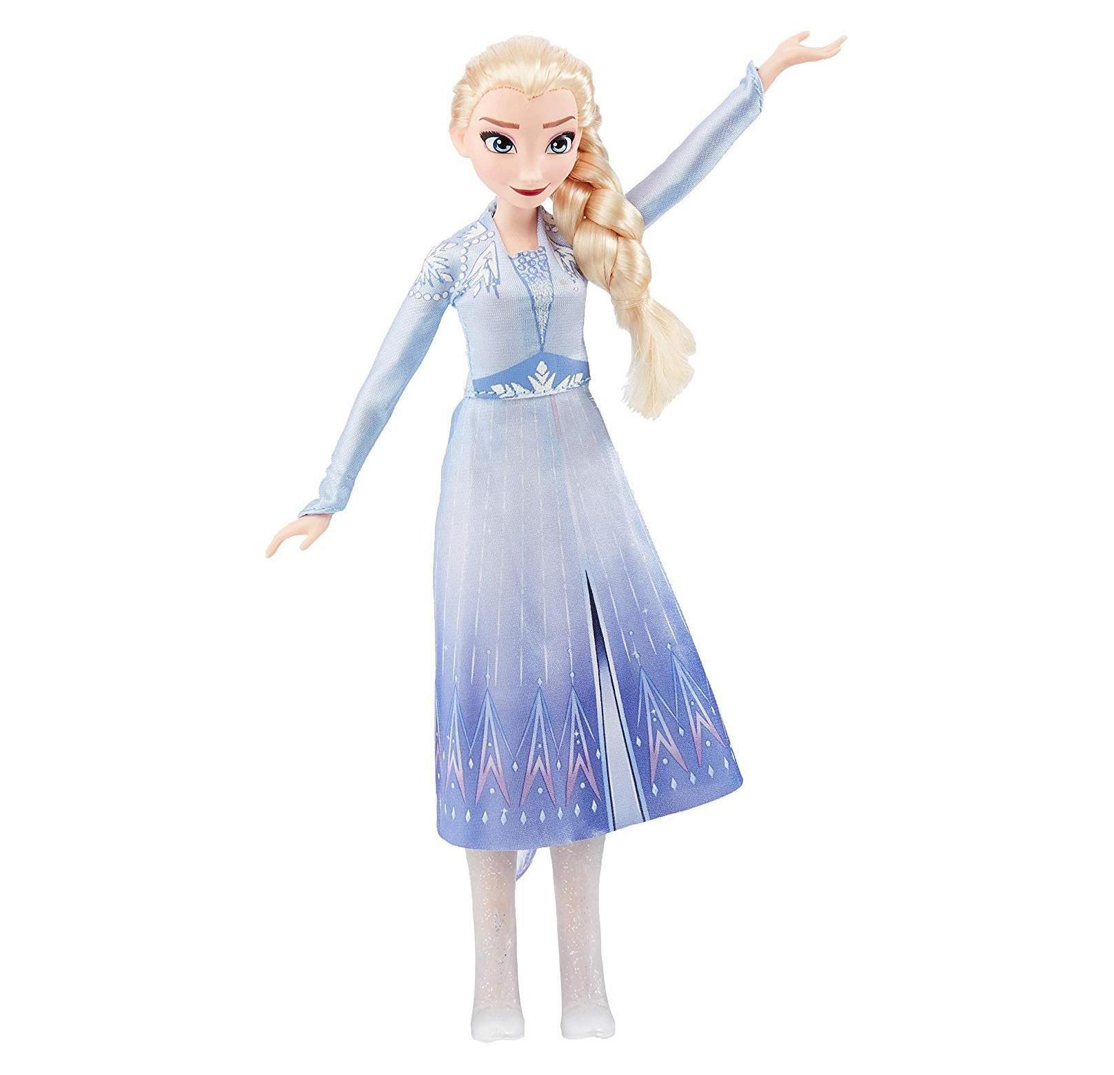Muñeca Singing Elsa de Frozen 2