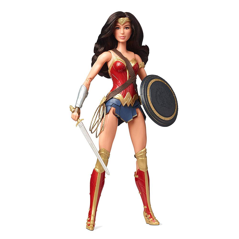Muñeca Wonder Woman Barbie