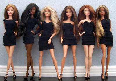 Muñecas Barbie Basics