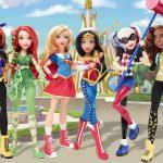Muñecas de Super Hero Girls