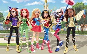 Muñecas de DC Super Hero Girls