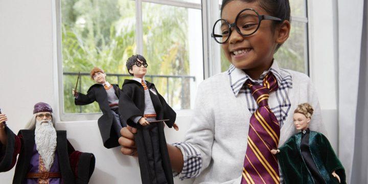 Muñecas de Harry Potter