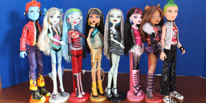 Muñecas de Monster High
