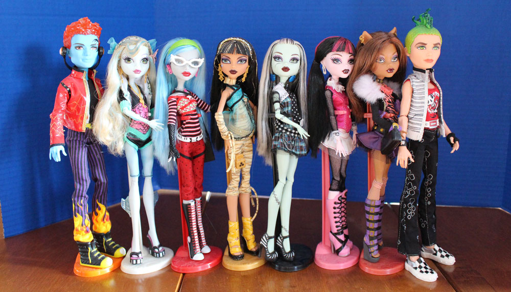 Muñecas de Monster High