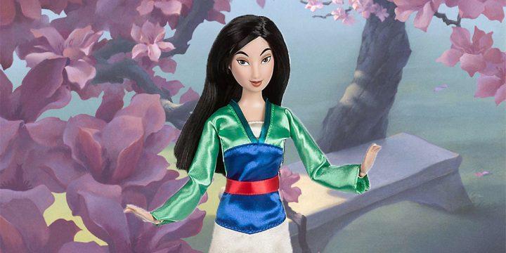 Muñecas de Mulan