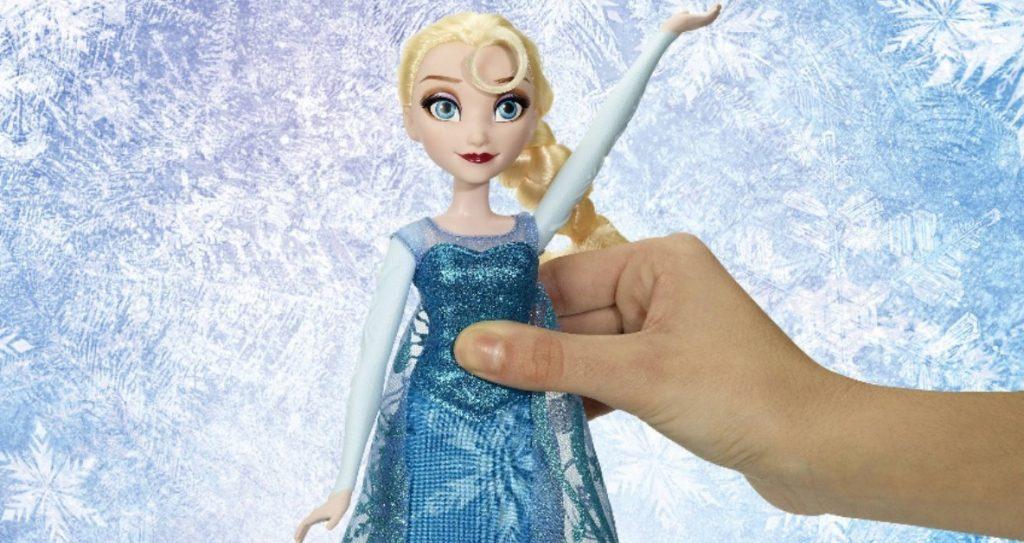 Muñecas Elsa de Frozen