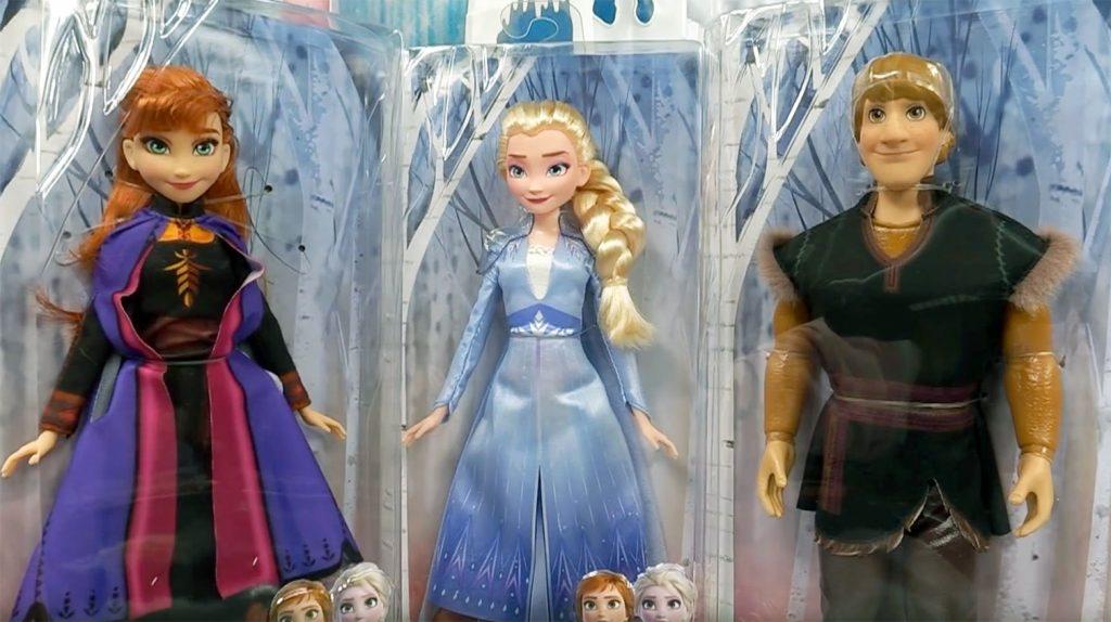 Muñecas de Frozen II