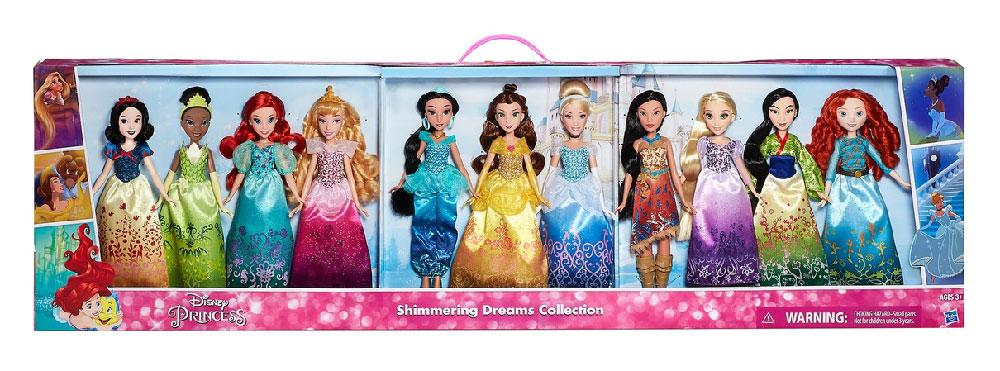 Muñecas Shimmering Dreams de Disney