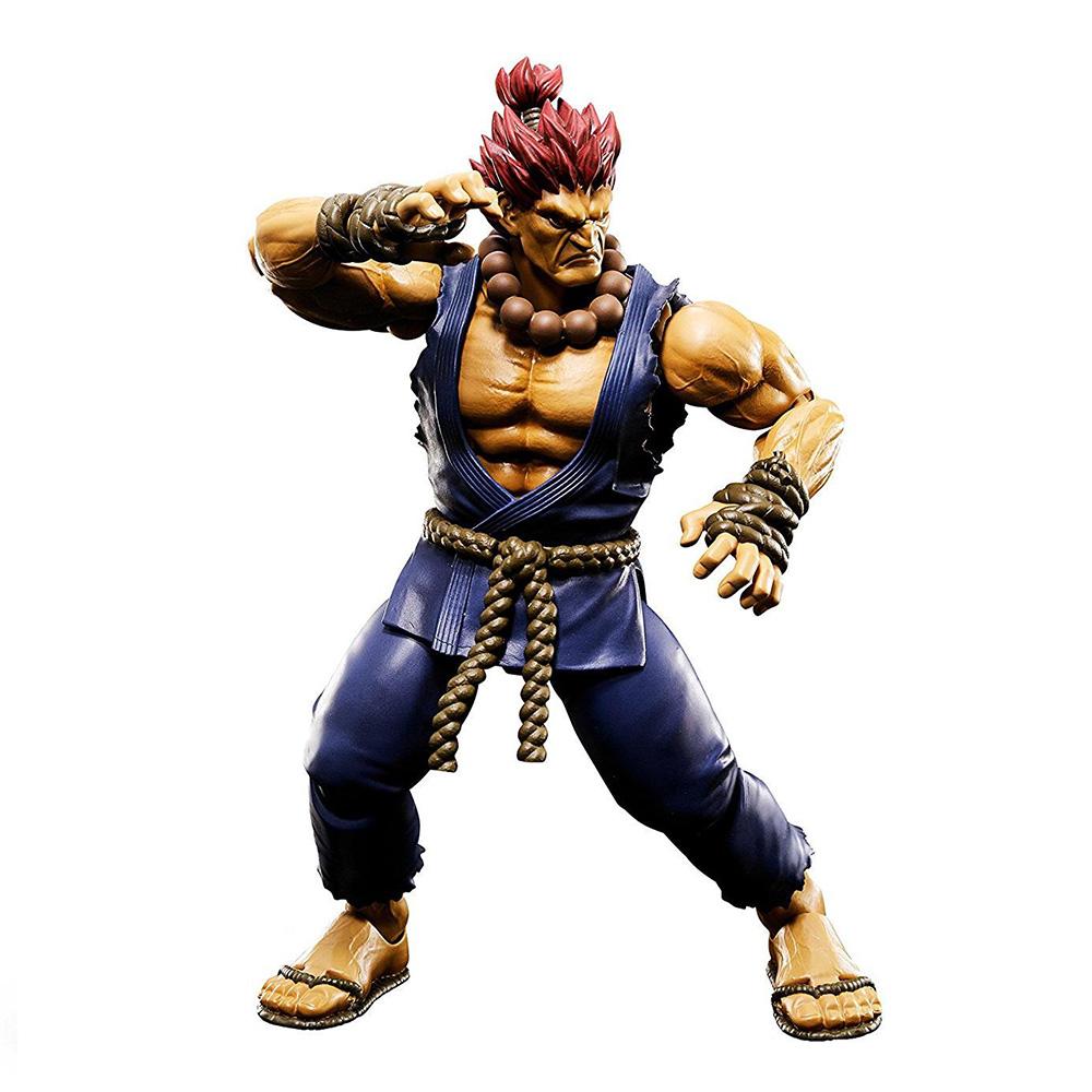 Muñeco de Akuma Street Fighter S.H. Figuarts Bandai