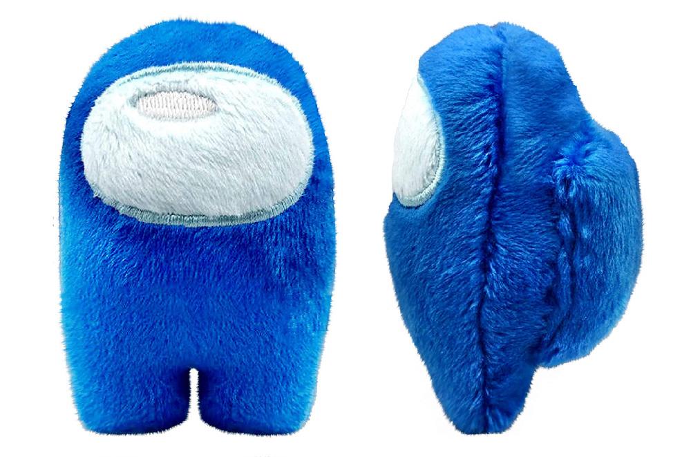 Muñeco de Among Us azul