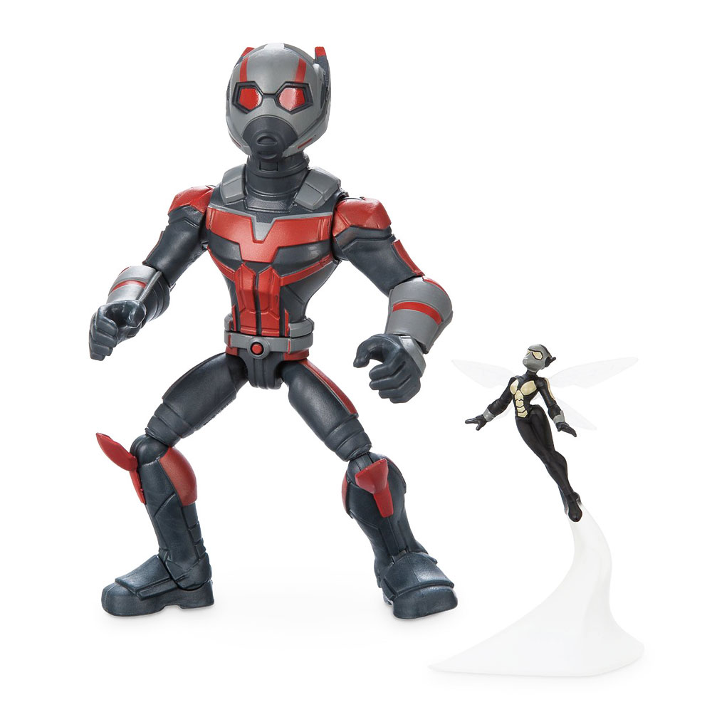 Muñeco de Ant-Man Marvel Toybox