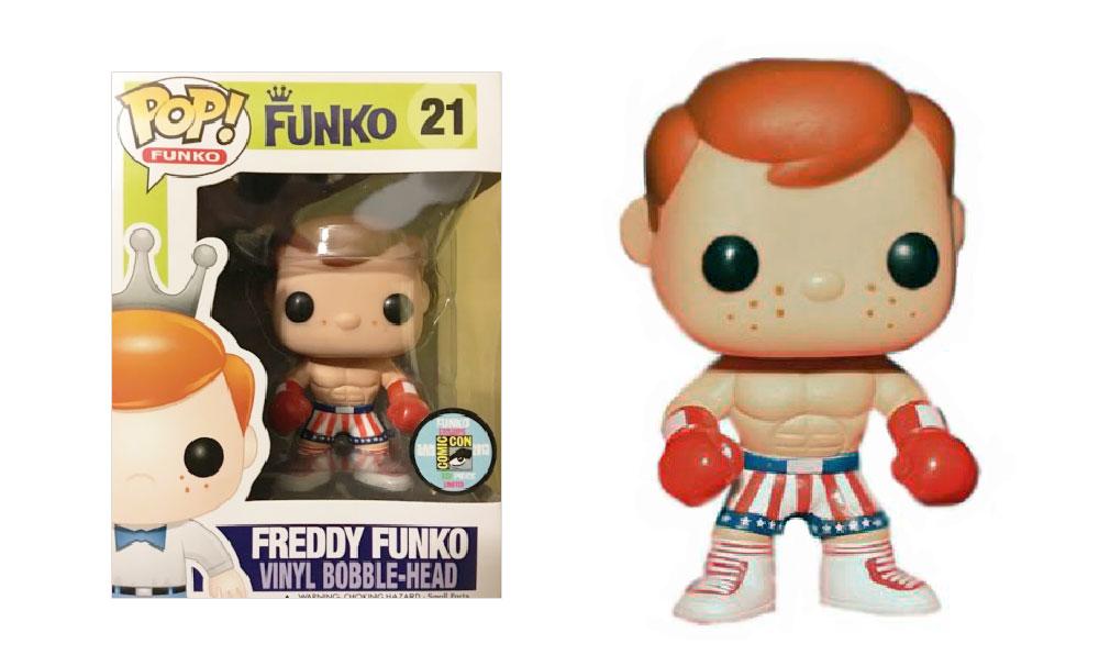 Muñeco Apollo Creed de Funko Pop