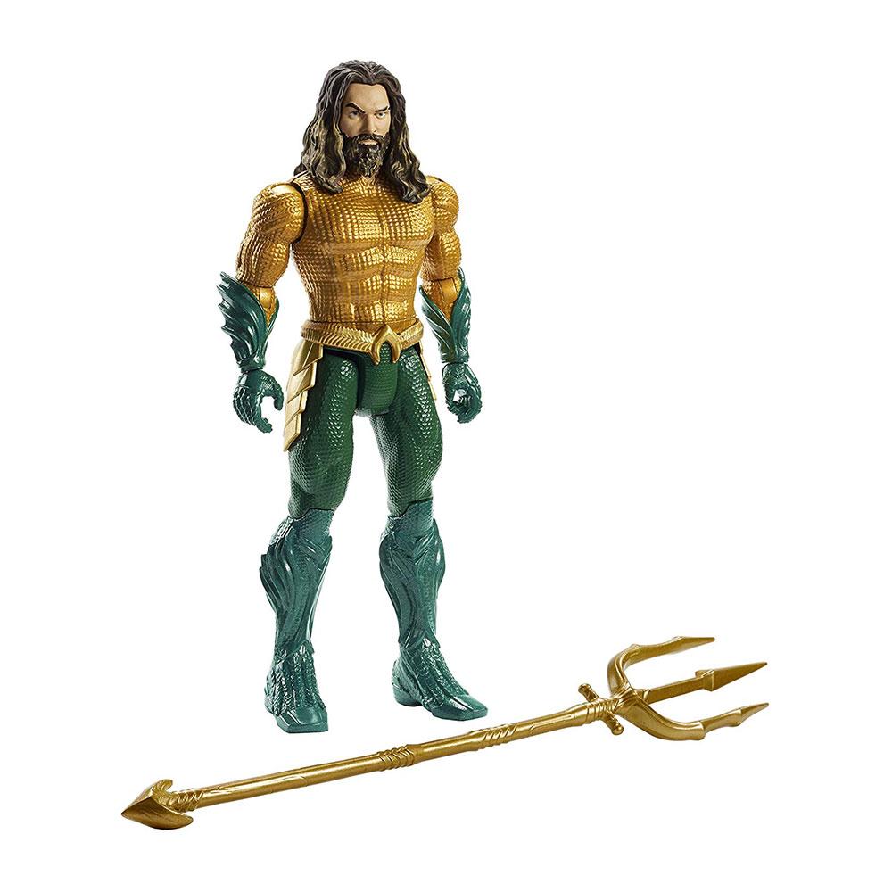 Muñeco de Aquaman de Mattel