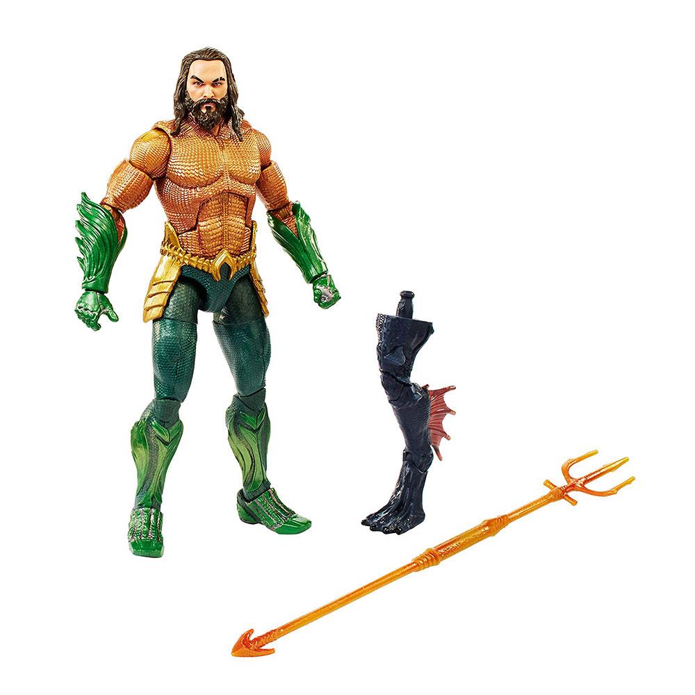 Muñeco de Aquaman Multiverse