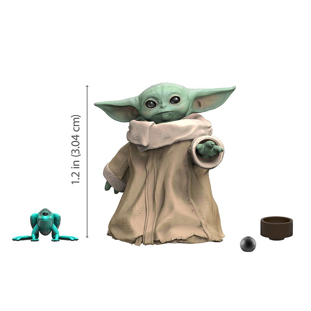 Muñeco de Baby Yoda Hasbro
