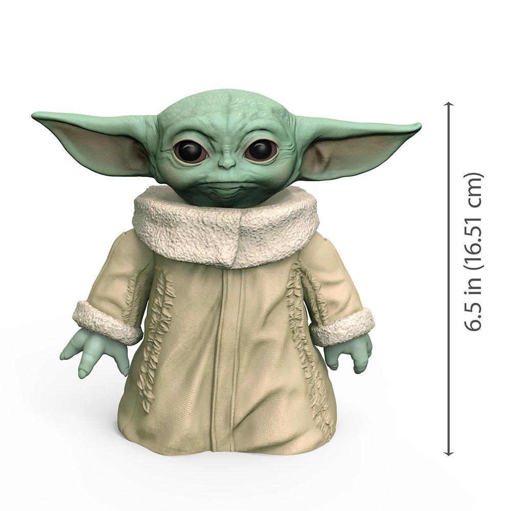Muñeco Baby Yoda The Mandalorian Hasbro