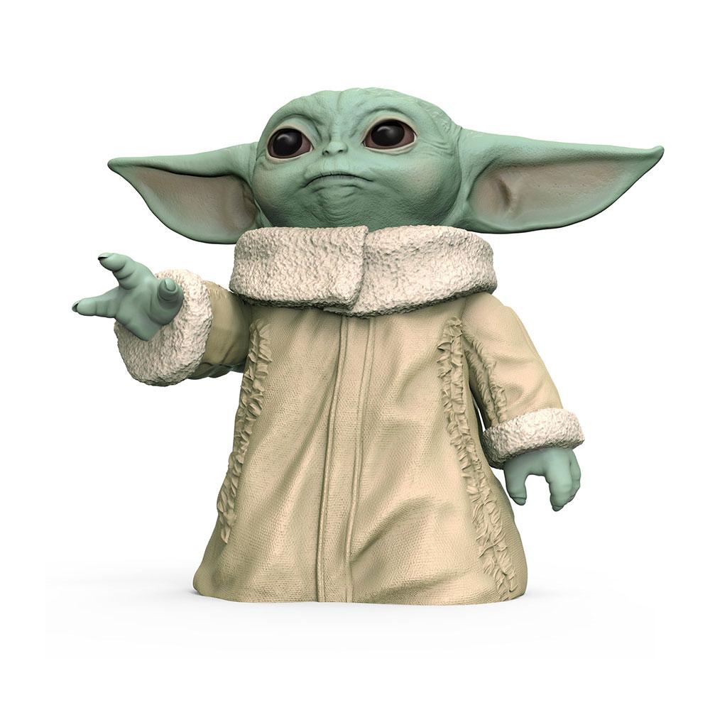 Muñeco Baby Yoda Star Wars Hasbro
