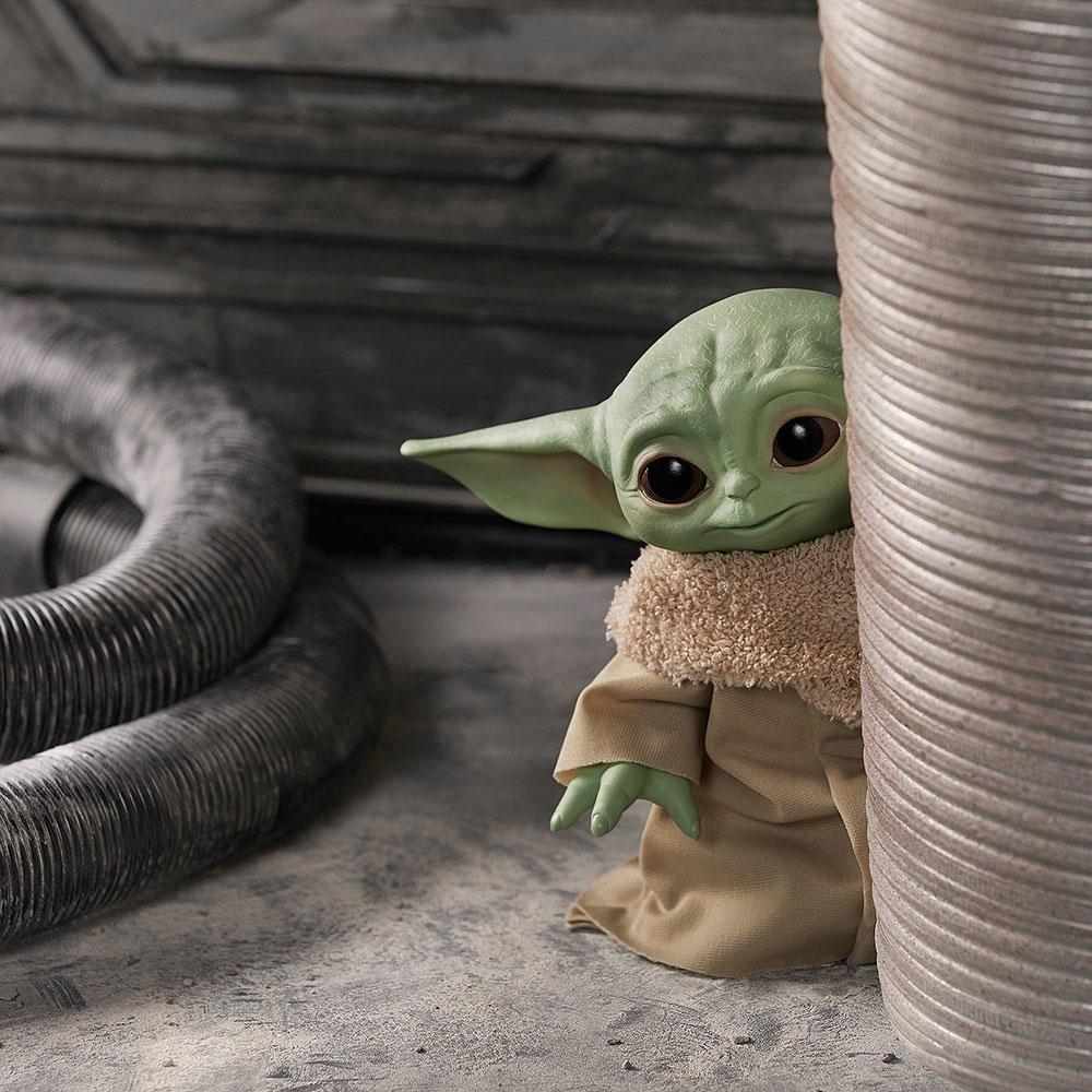 Muñeco Baby Yoda Star Wars
