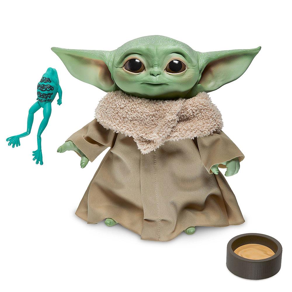 Muñeco Baby Yoda