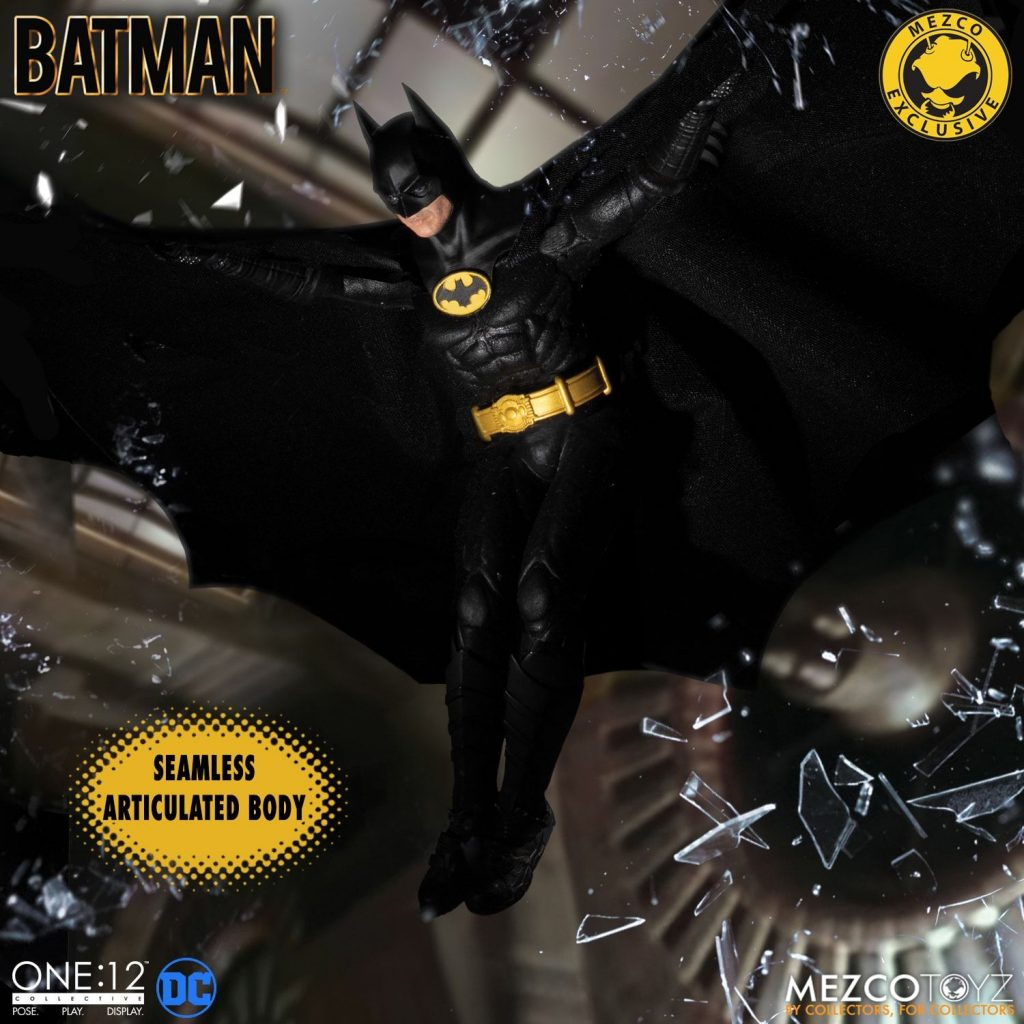Muñeco de Batman 1989