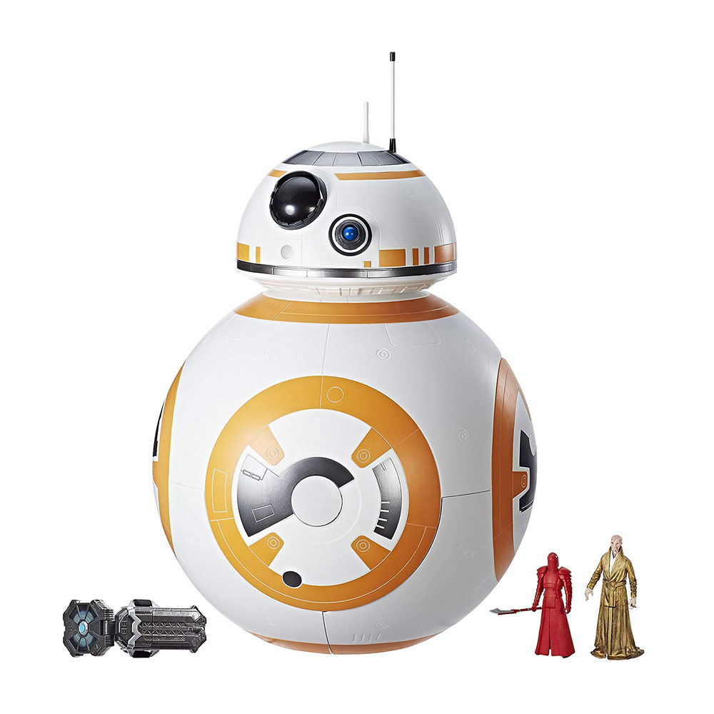 Muñeco de BB-8 Force Link Mega Playset