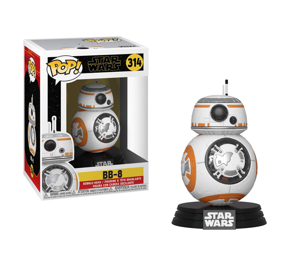 Muñeco de BB-8 Funko Pop